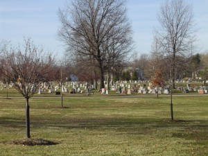 Pierce Township Cemetery 2