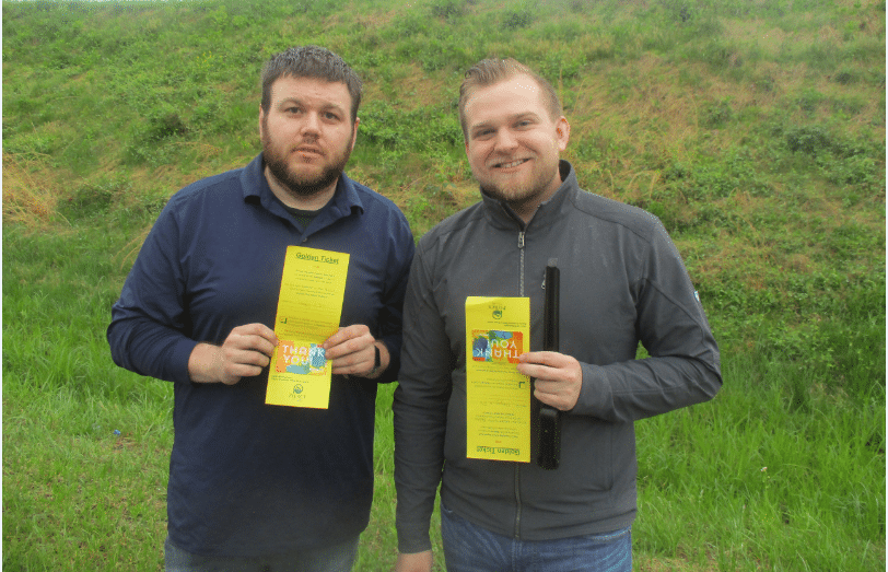 Two More Golden Tickets Awarded
